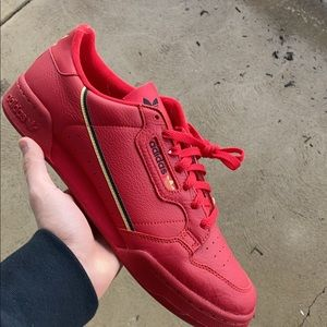 Adidas continental 80 size 12(negotiate price )